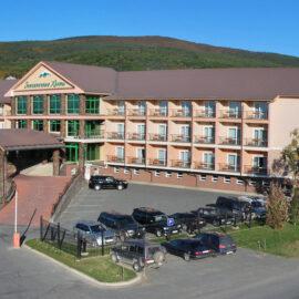 Строительство гостиницы «Земляничные холмы»