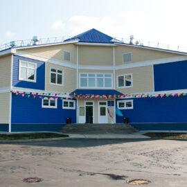 Школа в с. Мгачи