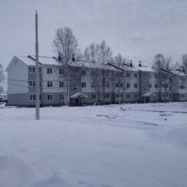 Строительство «под ключ» малоэтажных жилых домов по ул. 60 лет СССР в пгт.Смирных