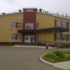 «Школа-детский сад на 110 мест» в с.Пионеры